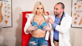Sexo médico e sua paciente gostosa